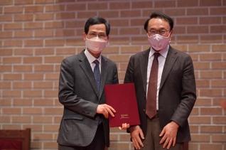 고려신학대학원, 신원하 교수와 김남준 목사