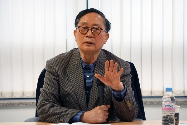김영한 박사 혜암신학연구소