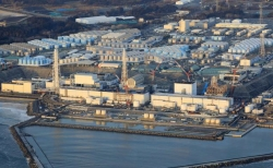일본 동북부 후쿠시마현 소재 후쿠시마 제1 원자력 발전소의 지난 2월14일 전경. ⓒ뉴시스