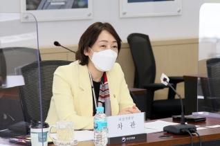 김경선 여성가족부 차관