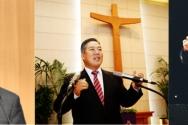 (왼쪽부터) 정헌교 목사(충청노회, 청주 강서교회), 이순창 목사(평북노회, 서울 연신교회), 전세광 목사(평북노회, 세종 세상의빛교회)