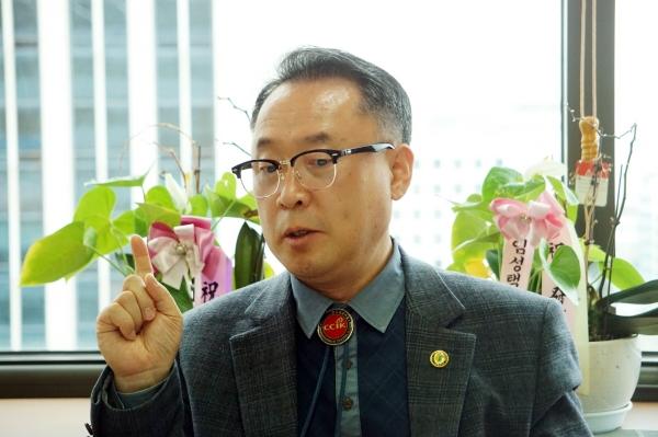 한국기독교기념관 이사장 황학구 장로