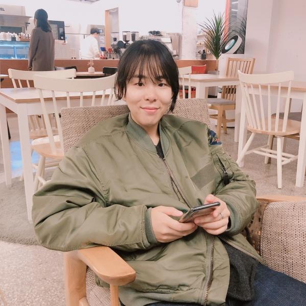 이효진 전도사가 원래 성별인 여성으로 돌아온 모습.