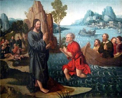 부활하신 예수