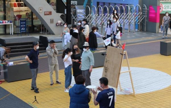 WK국민뉴딜그룹 박항진 총재, 세계실크로드기금