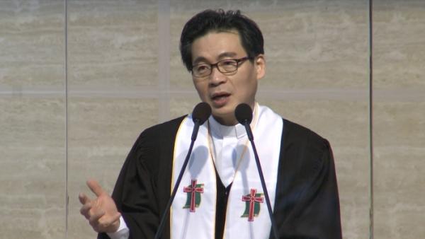대구제일교회 박창운 담임목사