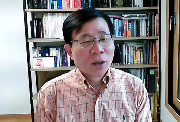 김철성 교수(한국CCC교수선교회 회장)