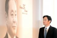지난 2012년 서울 호암아트홀에서 '이건희 삼성 회장 취임 25주년 기념식'에서 이재용 사장이 식을 마치고 행사장을 나서고 있는 모습. ⓒ뉴시스