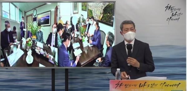 차바아 20번째 권용태 목사