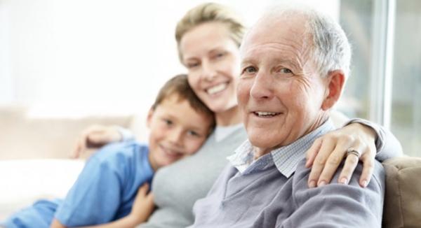 성경에 네 부모를 공경하면 땅에서 장수한다는 말씀이 있다.