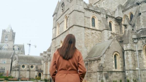 아일랜드 교회 예배