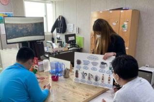 서울시 발달장애인 바리스타 교육