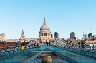 런던 세인트폴 대성당
