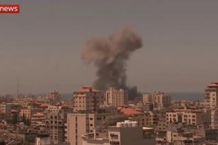 이스라엘 팔레스타인 충돌