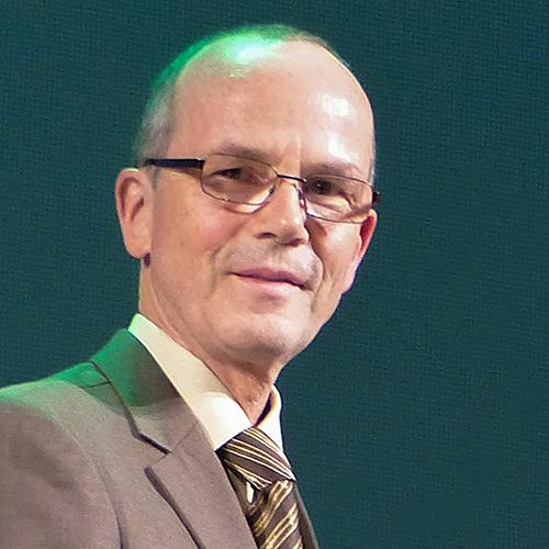 토마스 버처 유럽복음주의연맹 사무총장