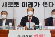 국민의힘 황우여 선관위원장