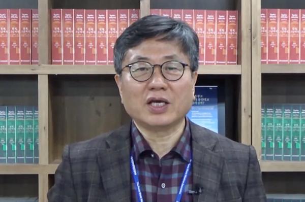 강대흥 선교사(KWMA 사무총장)