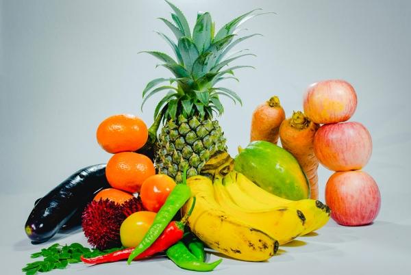 여러 가지 과일