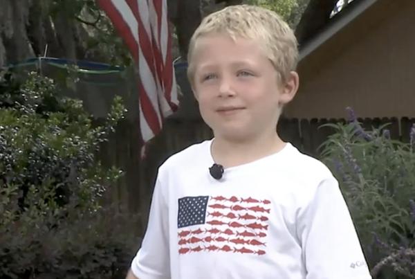 플로리다 7세 소년