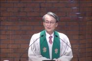김운용 장신대 총장