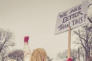 시위 집회