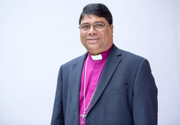 조셉 드수자(Joseph D'souza) 인도 성공회 주교