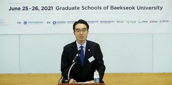 곽안섭 목사