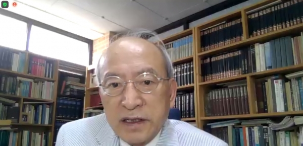한국선교연구원(kriM) 강영안 박사