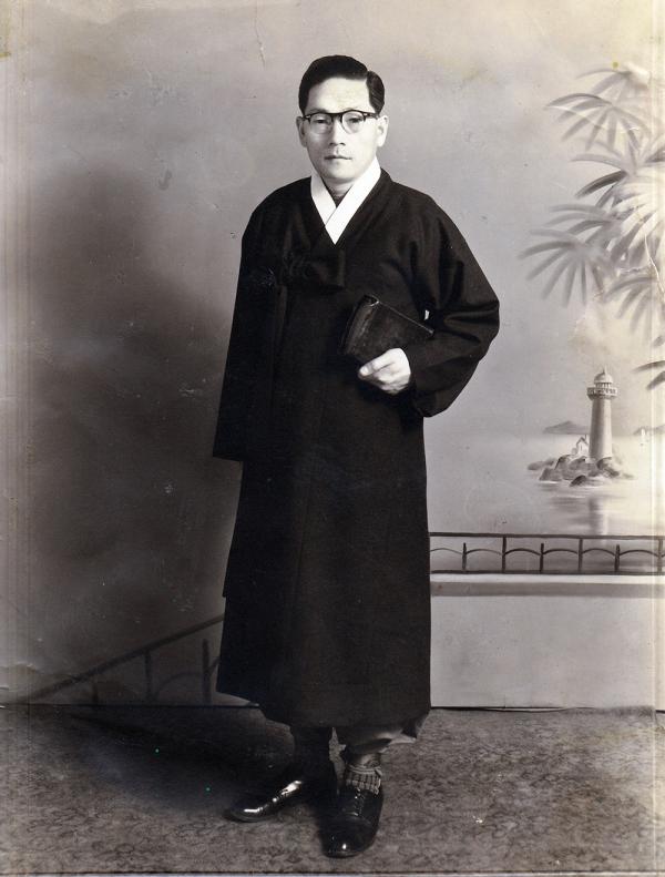 김용은 목사