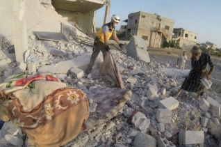 월드비전, 시리아 폭격 인명피해에 대한 성명서 발표