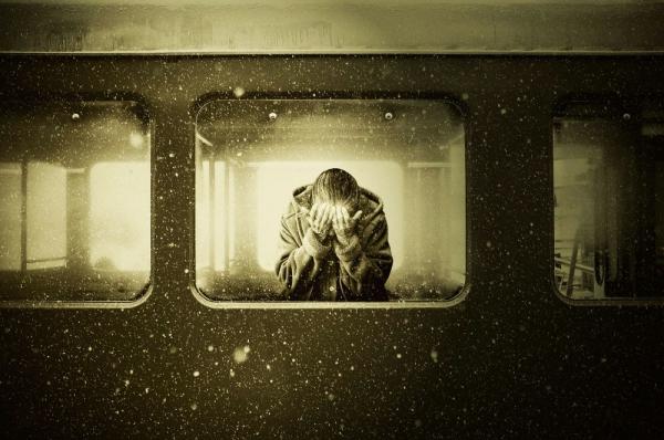 가난 궁핍 고통 슬픔