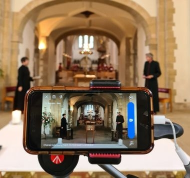 교회 예배 온라인예배