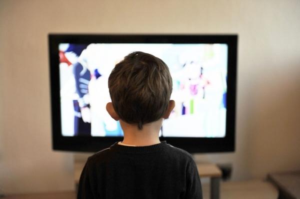 TV 시청 중독 보기