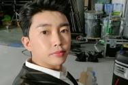 뉴에라프로젝트 공식 인스타그램 가수 임영웅 사진