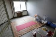 서울 관악구 서울대학교에서 심근경색으로 사망한 청소노동자가 근무했던 기숙사 휴게실의 모습.