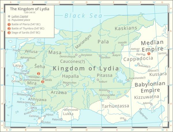 리디아 왕국
