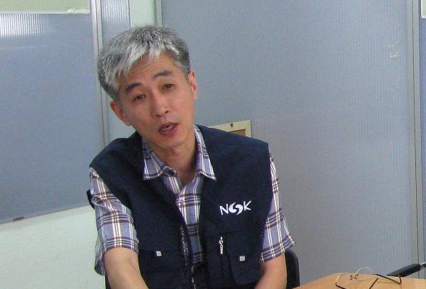 NCCK 신승민 국장