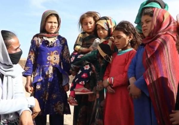 아프가니스탄 아동들