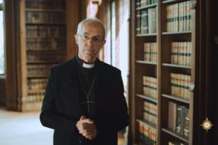 저스틴 웰비 영국 성공회 켄터베리 대주교
