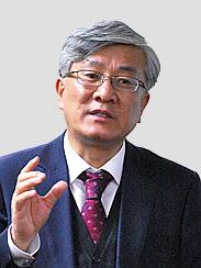 전 호남신대 총장 노영상 교수.
