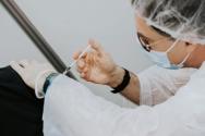 코로나 백신 접종