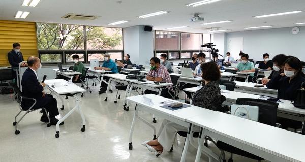 글로벌선진교육(GEM)·글로벌선진학교(GVCS) 교계기자간담회