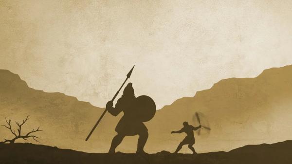 다윗과 골리앗 이야기는 해외 크리스천들이 꼽은 베스트 성경 스토리 2위에 랭크됐다.