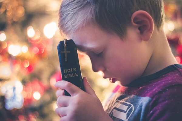 어린이들이 암송하기 좋은 성경구절 20개