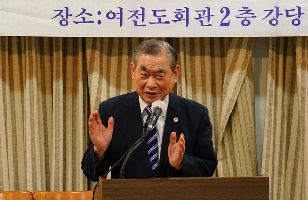 한국노인복지선교협의회 제246회 조찬기도회
