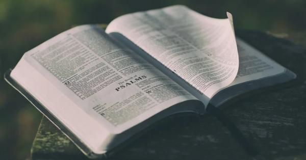 가장 널리 알려진 성경구절 20개
