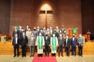 장로회신학대학교, 총동문회와 함께 드리는 예배 진행