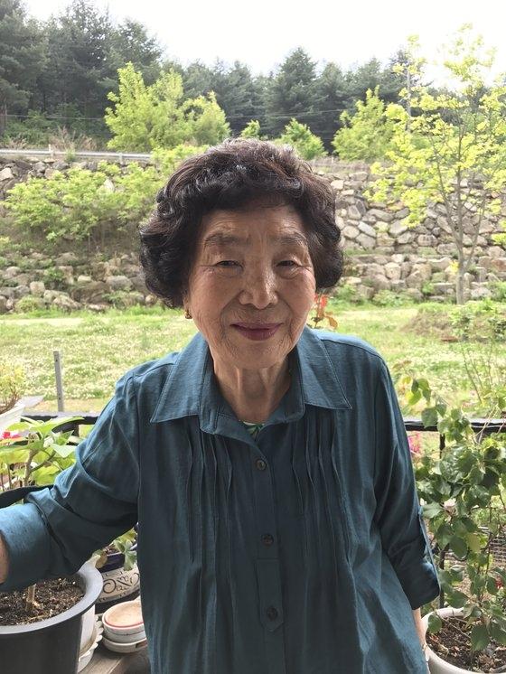 김밥 장사로 모은 전 재산을 기부한 박춘자 할머니