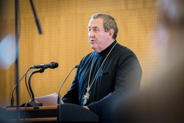 조용기 목사 WCC 요한 사우카 총무 대행