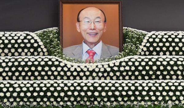 Pastor Cho Yong-gi © Christian Council of Korea